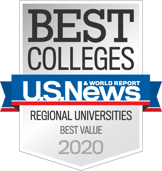 US News & World Report Best Value Badge