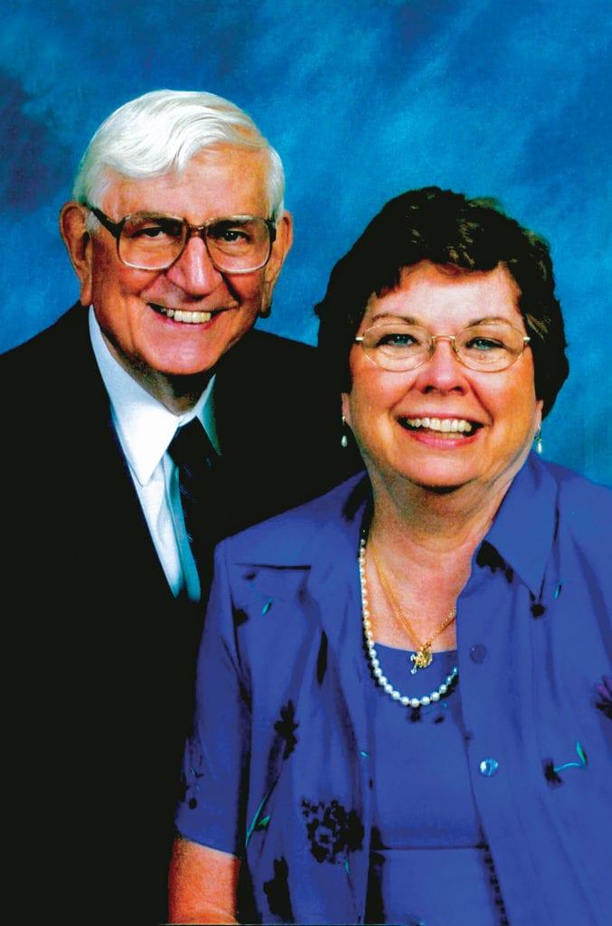 Hank and Kay Kuzma