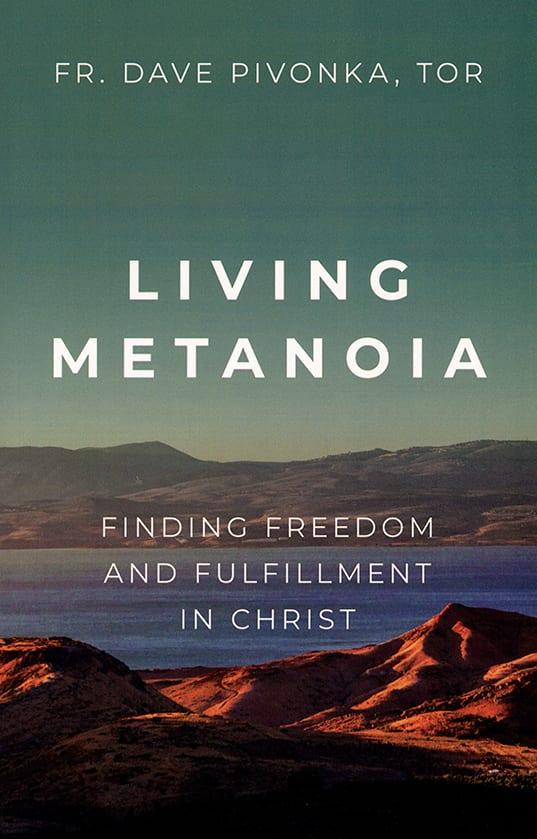 Living Metanoia book cover.
