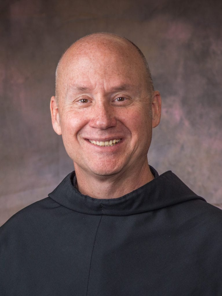 Fr. Dave Pivonka, TOR, is the president of Franciscan University of Steubenville and the author of Living Metanoia: Finding Freedom and Fulfillment in Christ (OSV).