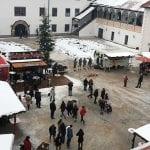 Austria Market in Snow