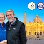 Italy Pilgrimage with Scott Hahn header image