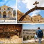 Holy Land 2020 Pilgrimage Montage Image
