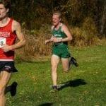 Franciscan student running marathon