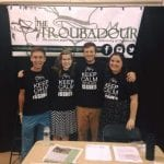 The Troubadour Students