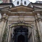 Entrance to European Church